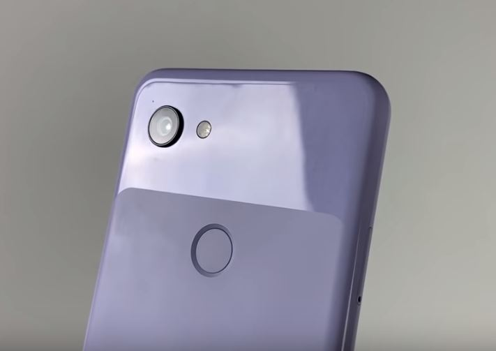 Дизайн Pixel 3 Lite рассекречен в ролике