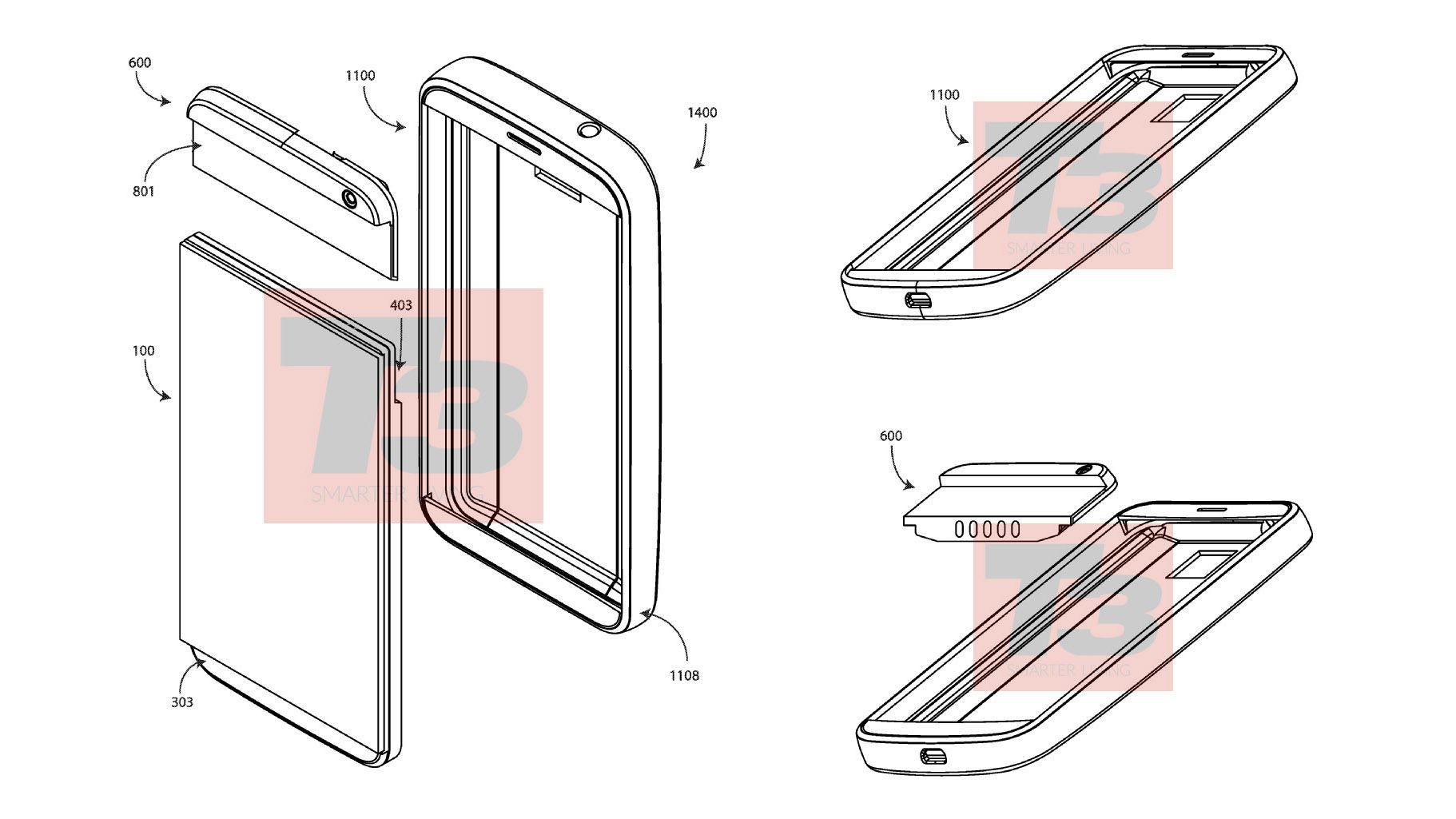 Google может передумать о модульном смартфоне