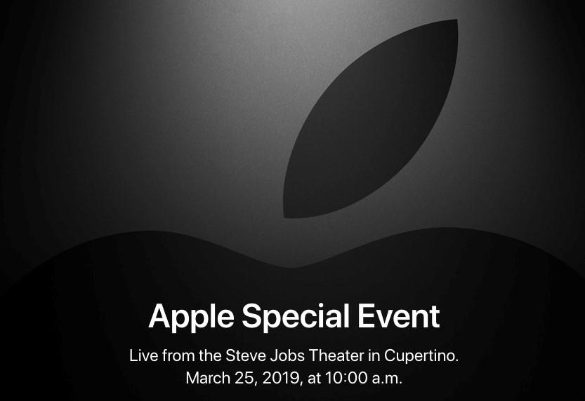 Apple приглашает на весеннюю презентацию