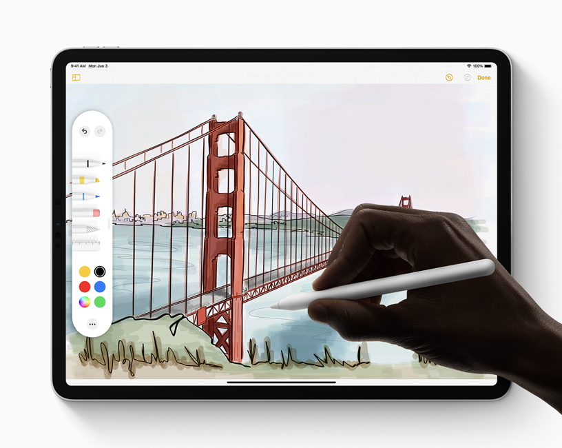 iPadOS — специальная ОС для планшетов | WWDC 2019