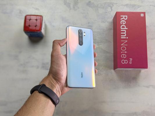 Обзор Xiaomi Redmi Note 8 PRO: Космос за 13 000 рублей