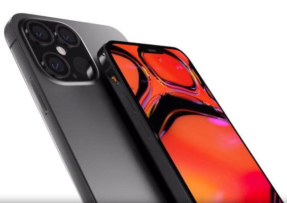iPhone 12 задержится на месяц?