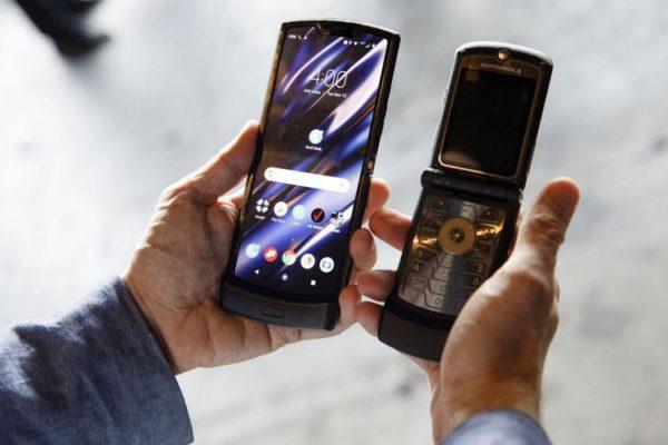 Новая Motorola RAZR выйдет в сентябре