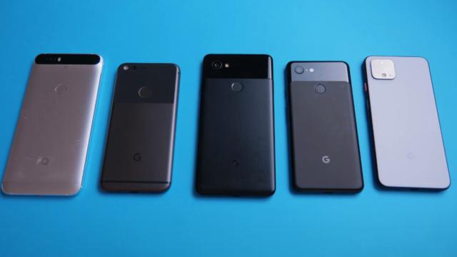 Эволюция камер в Google Pixel: Что менялось?