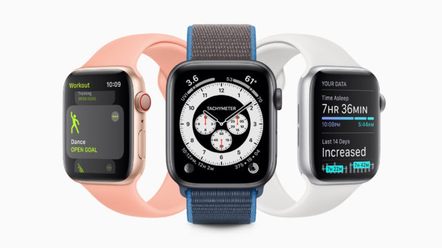 watchOS 7: Что нового для Apple Watch? #WWDC2020