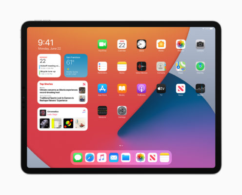 iPad OS 14: Что нового в iPad и iPad Pro? #WWDC2020