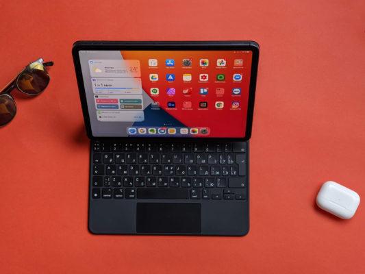 Apple iPad Pro 2020 с Magic Keyboard: Тест длиной в 100 дней!