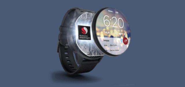 Qualcomm представил новые чипы для умных часов