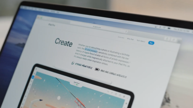Как Apple снова изобрела курсор?