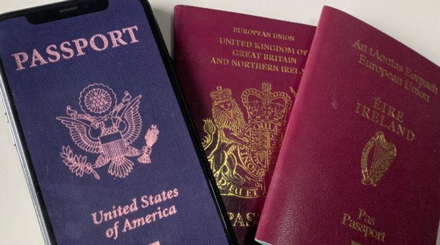 iPhone станет вашим паспортом и водительскими правами