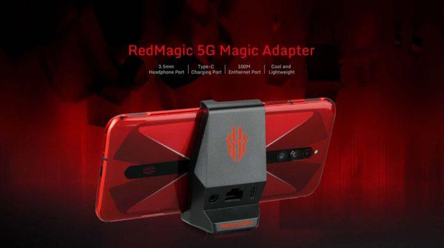 Nubia Red Magic: Мощный. Геймерский. Прозрачный.