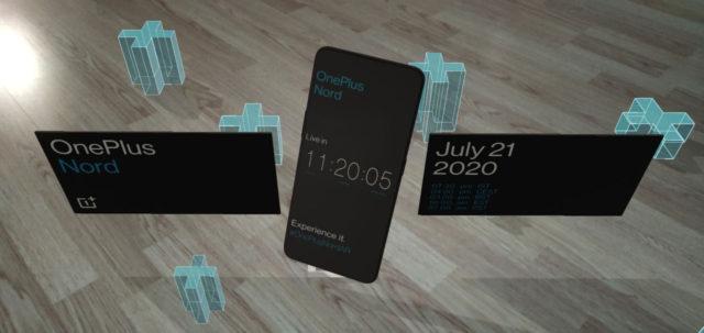 OnePlus Nord будет представлен в формате AR