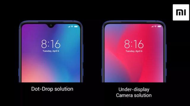 Xiaomi выпустит флагман с селфи-камерой под дисплеем в 2021 году