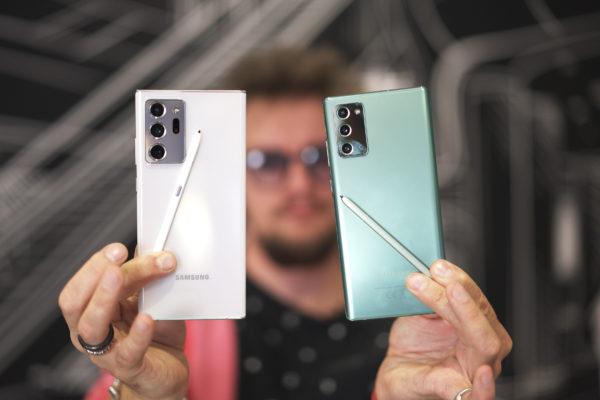 Samsung Galaxy Note20: Для фанатов и энтузиастов