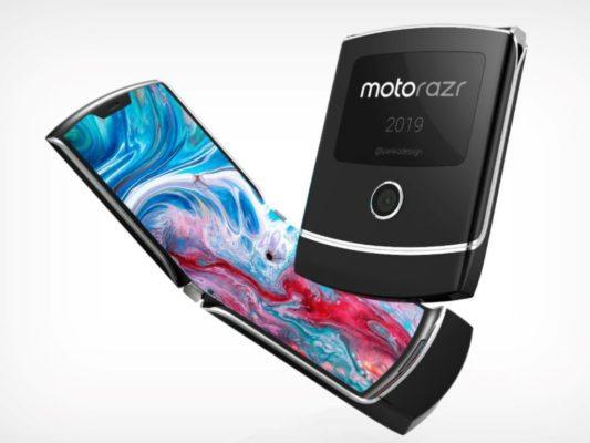 Новую Motorola RAZR покажут 9 сентября