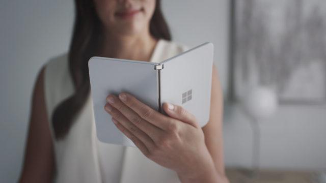 Microsoft Surface Duo за 1400 долларов можно будет купить с 10 сентября