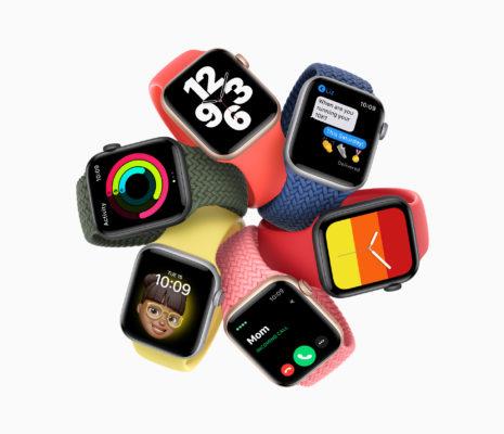 Apple Watch SE: оптимальное сочетание дизайна, функциональности и стоимости