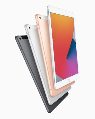iPad 8-го поколения: Самый популярный iPad доступнее и мощнее