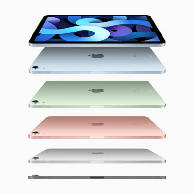 iPad Air получил передовой чип Apple A14 Bionic