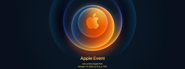 iPhone 12 покажут 13 октября