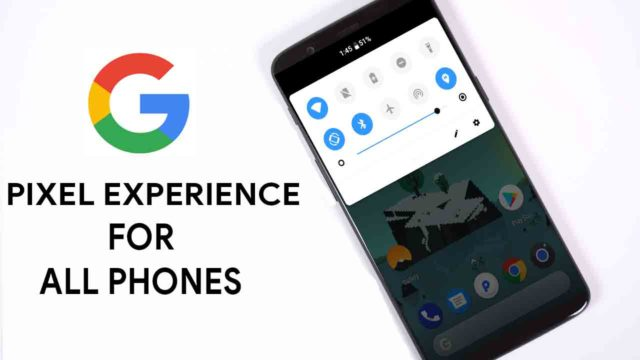 Pixel Experience: Превращаем любой смартфон в Pixel
