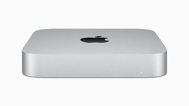 Mac Mini на чипе M1: Самый доступный компьютер Apple