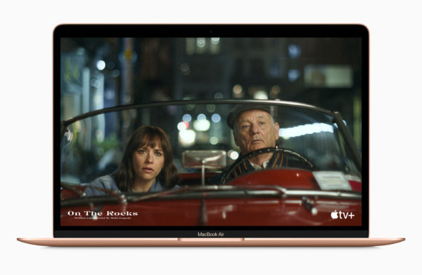 MacBook Air 13: С Apple M1 и без активного охлаждения