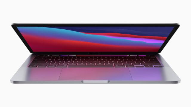 MacBook Pro 13: Самый крутой ноутбук на Apple M1?