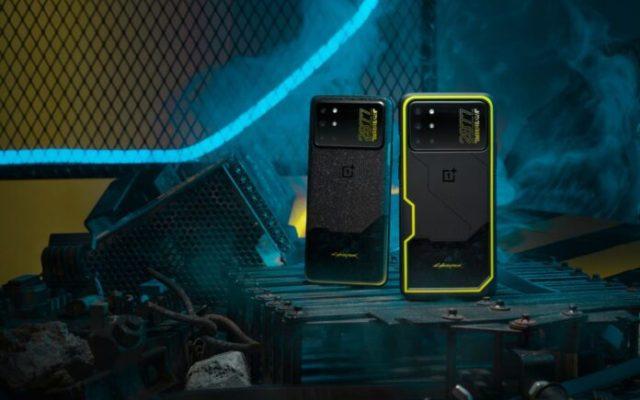OnePlus 8T Cyberpunk 2077: Лимитка за 600 долларов