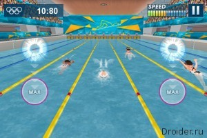 London 2012 – Official Game