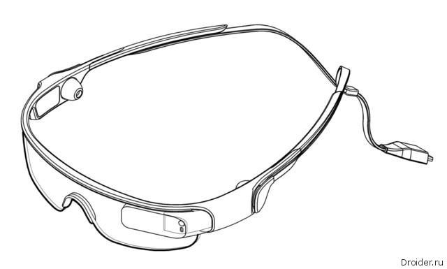Samsung умные очки