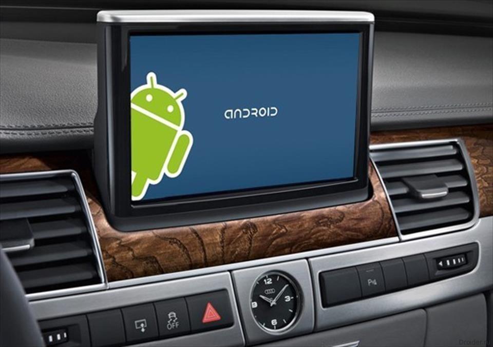 Android и Kia