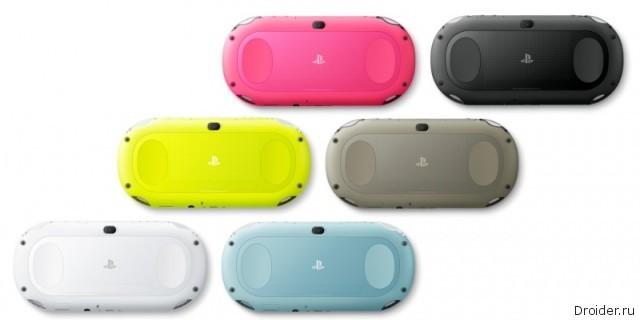 PS Vita Slim