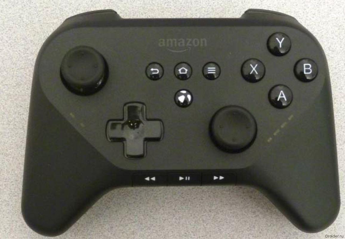Amazon Game Controller