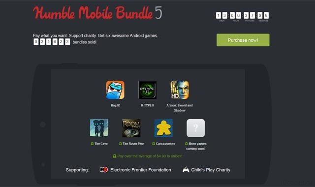 Humble Mobile Bundle 5