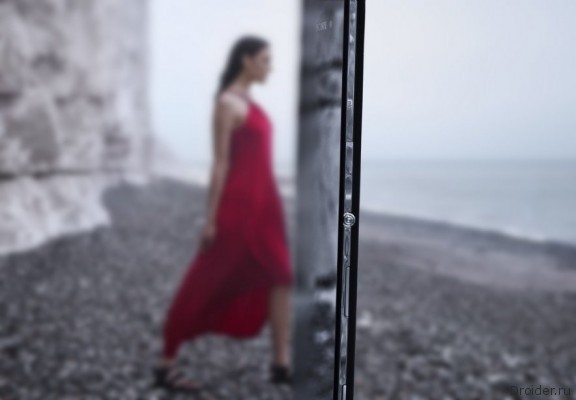 Смартфон Sony Xperia T3. Фотограф Бенджамин Кауфман
