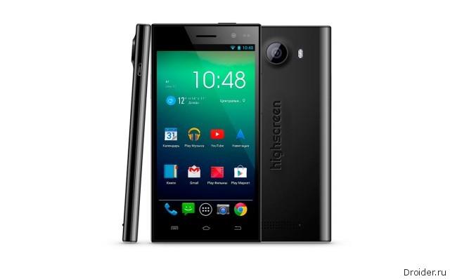 Смартфон Highscreen Zera F