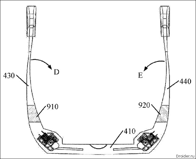 "Патент компании Lenovo на ""умные"" очки"
