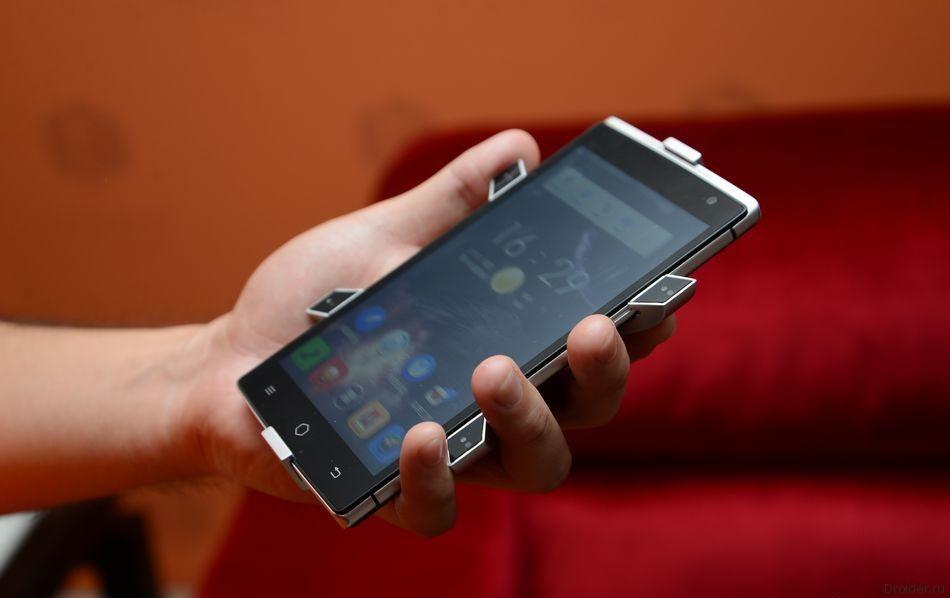 Смартфон Takee 1 от компании Estar Technology
