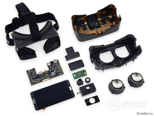 Новые Oculus Rift в разборе iFixit