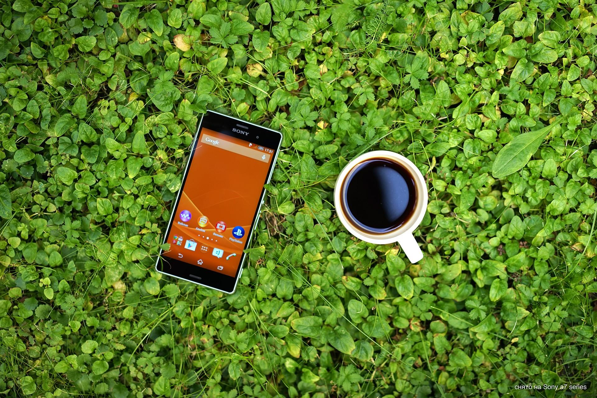 Смартфон Xperia Z3 от Sony
