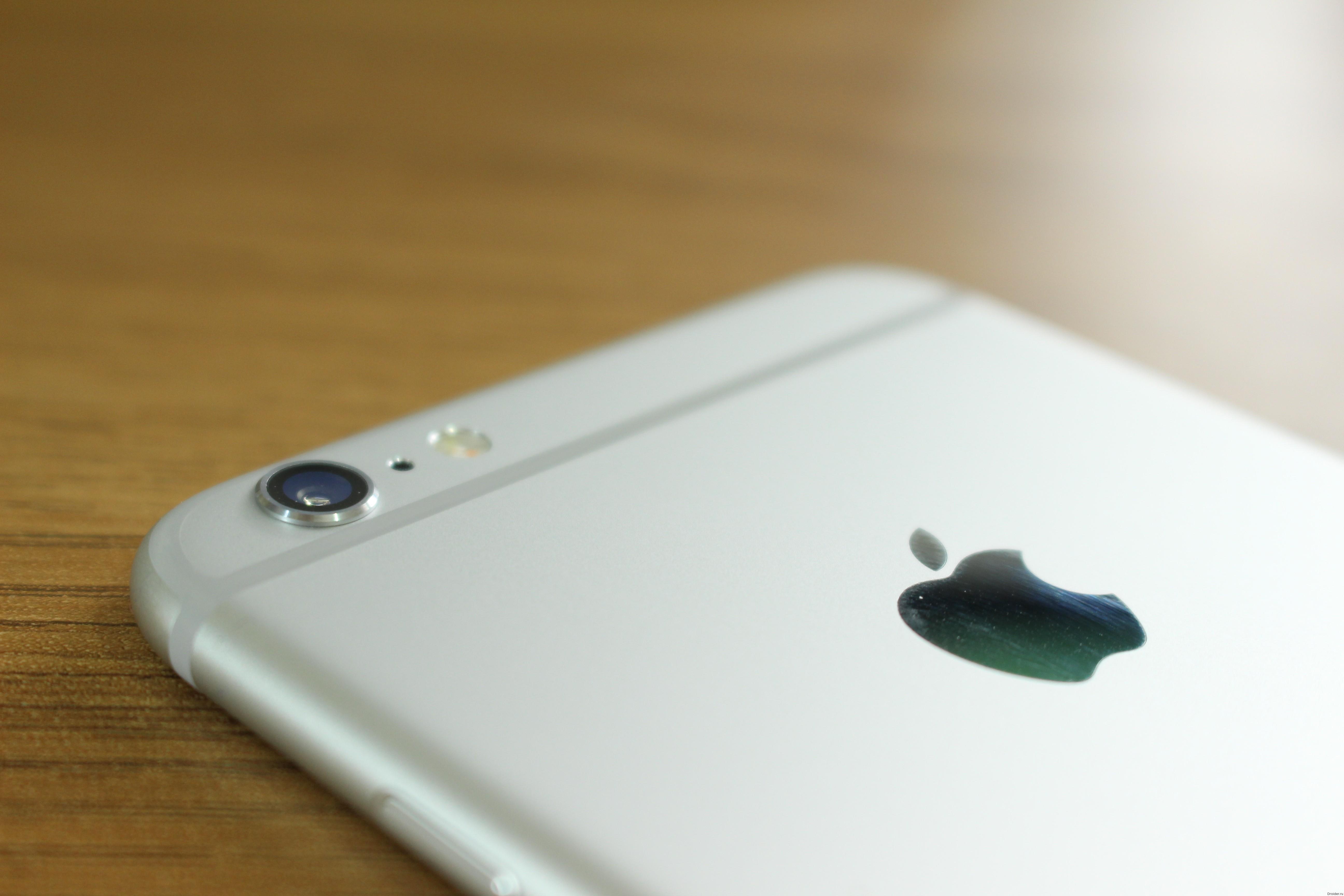 Смартфон iPhone 6 Plus от Apple