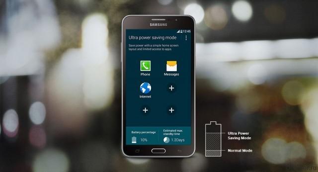 Планшетофон Galaxy Mega 2 от Samsung