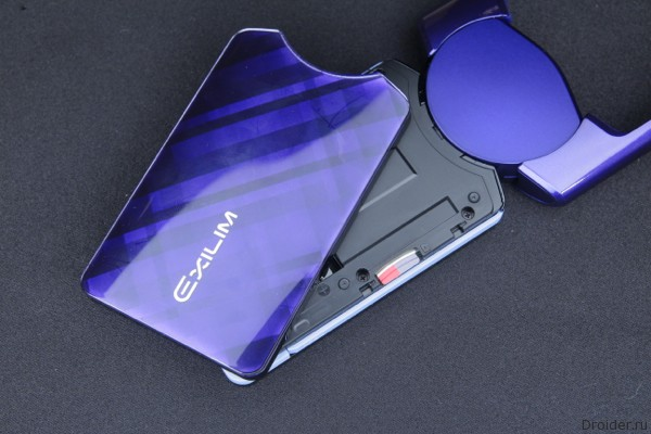 Цифровая камера EX-TR50 от Casio