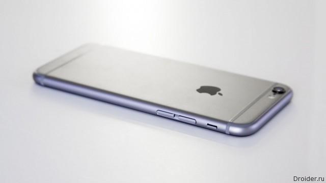 Смартфон iPhone 6 от Apple