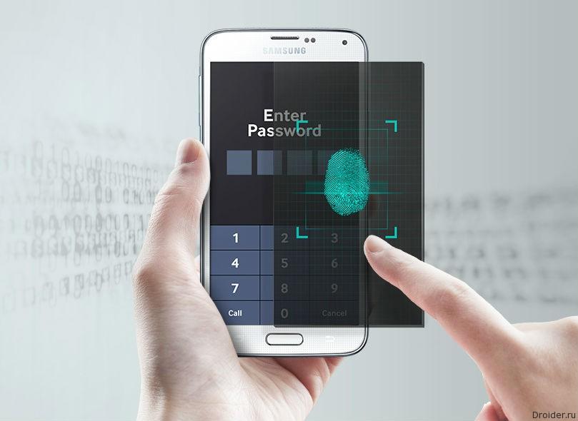 Смартфоны Samsung и АНБ