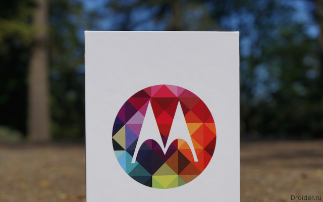 Девайс компании Motorola