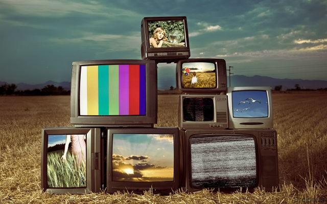 Ретро-телевизоры