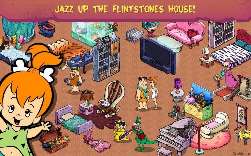 The Flintstones: Bedrock!