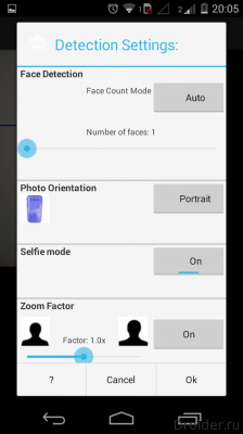 Smart Selfie